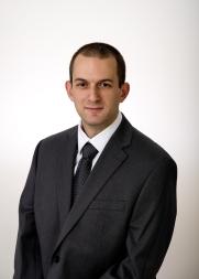 Portrait of Jonathan Racicot